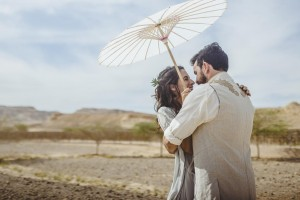 Dreamy Desert Wedding